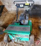 Lesco Commercial Plus Renovator 20 walk behind slit seeder, item # 01004591