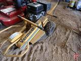 Vermeer walk behind stump chipper/grinder, model SC130, sn 1VRY081J633000421