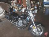 2002 Yamaha V-Star XVS1100 Motorcycle, VIN # JYAVP11EX2A030035