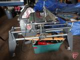 Shopsmith woodworking system: table saw, lathe, vacuum dust collector, extra blades, dadoing blades,