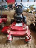 Exmark Commercial 36 TriVantage out-front rotary mower, 5-speed w/RVS, model M3613KAC, sn 531252
