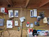 Contents of section: assortment of HDTV amplified antennas, FM amplified antennas,