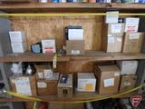 Assortment of DLP lamps