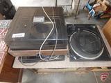 (3) Turntables: Motorola and (2) Quasars