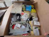 Large assortment of new VCR replacement parts