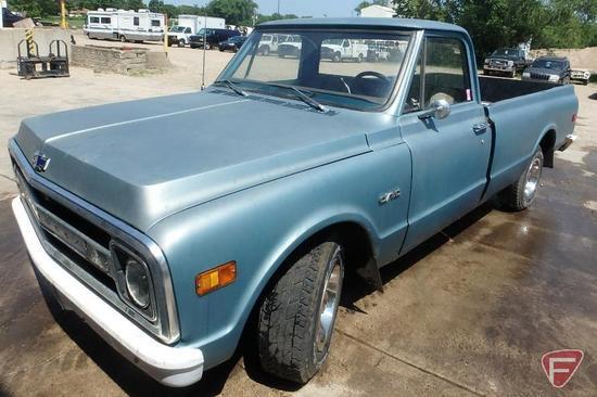 1969 Chev Pick-up truck