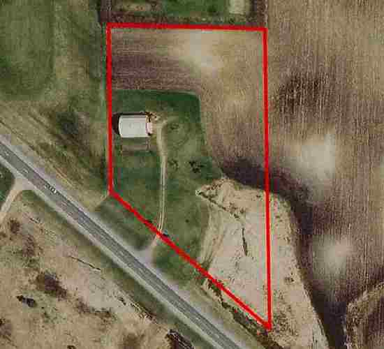 3.19+/- Acre Buildable Platted Lot - Glencoe, MN