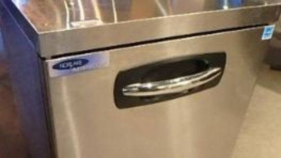 Bank Ordered Liquidation of Restaurant Equipment
