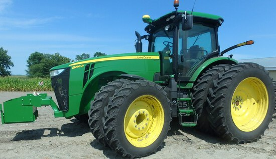 Exceptional John Deere Retirement Farm Equipment