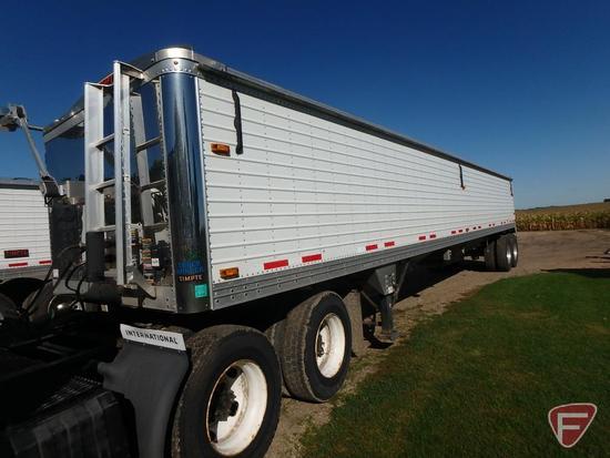 2013 Timpte Grain Hopper trailer, AG hopper