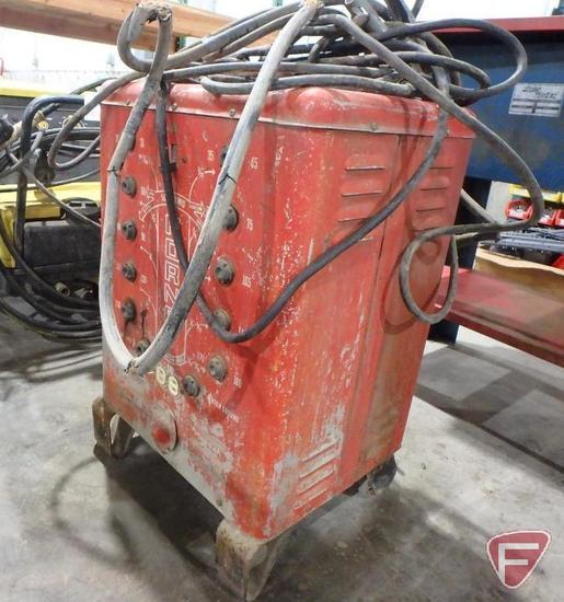 Forney C-3 arc welder, 230V, 1ph