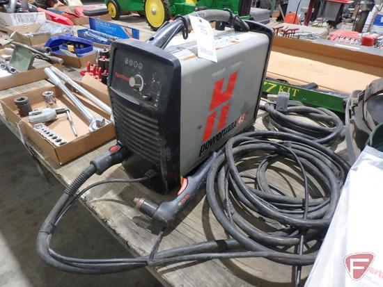 Hypertherm Powermax 45 plasma cutter, model 088013, sn 45-005495, 200-240V, 20' lead