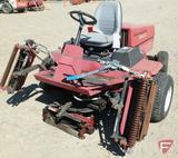 Toro Reelmaster 5100D 5-gang diesel fairway reel mower, 4050 hrs