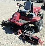 Toro Reelmaster 5100D 5-gang diesel fairway reel mower, 714 hrs showing