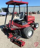 Toro Reelmaster 5200D 5-gang diesel fairway reel mower with canopy & ROPS, 4372 hrs
