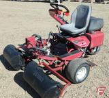 Toro Groundsmaster 3000 reel mower with grass baskets, 4212 hrs