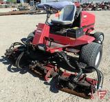 Toro Reelmaster 5500D 5-gang diesel fairway reel mower, 4693 hrs