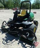 John Deere 3225C 5-gang diesel fairway reel mower, ROPS, 2793 hrs