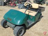 2005 EZ-GO electric utility vehicle with steel box, charger, 36V, SN: J1805