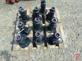 (10) Toro 855 sprinkler heads