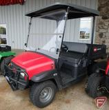 Toro Workman GTX electric utility vehicle, model 07043, 1.25