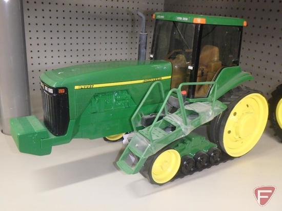 Ertl replica John Deere 8400T track tractor