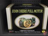 SpecCast replica John Deere Pull Motor, First in a John Deere Experimental Series, 1/2500