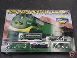 Athearn John Deere Ho Scale Train Set