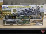 Athearn John Deere Ho Scale Rolling Stock Set, new sealed in box