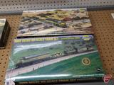 Athearn John Deere Ho Scale Train Set, new sealed in box, and