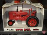 Ertl replica Farmall Super M-TA tractor, 1:16, in box
