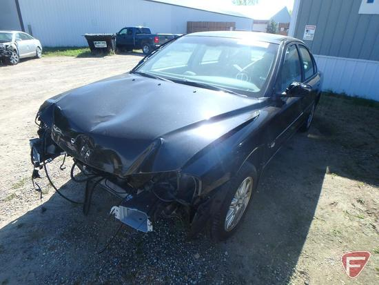 2005 Volvo S80 Passenger Car, Parts only, no title, no registration
