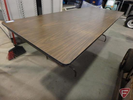"Banquet folding table, 36""x96"""