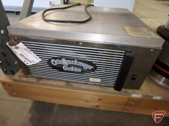 Ottis Spunkmeyer Cookies commercial convection oven model OS-1