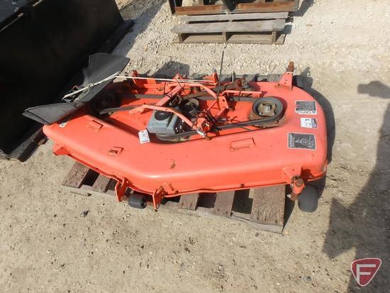 "60"" mower deck, SN: 44074"