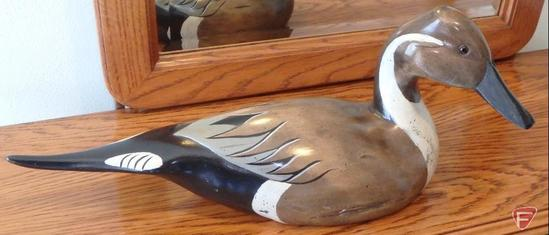 Wood pintail drake duck from WBFII