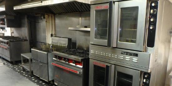 Bank Ordered Restaurant Equipment Liquidation