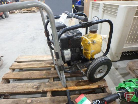 Teel 3.5HP pool pump