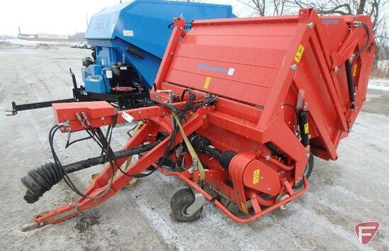 2014 Wiedenmann Super 500 pull type lawn maintenance machine