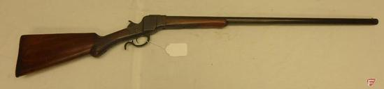 Hopkins & Allen falling block 12 gauge single shot shotgun