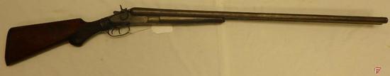 Meriden 12 gauge double barrel break action shotgun
