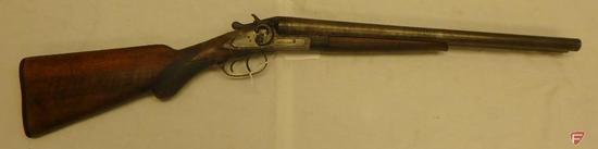 Mears Arms 12 gauge double barrel break action shotgun