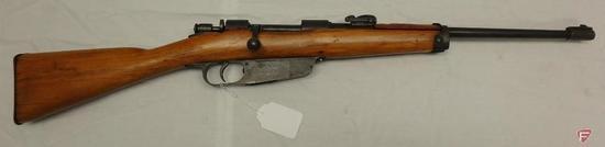 F.N.A. Brescia Carcano M91/38 6.5x52mm bolt action rifle