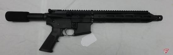 Anderson Manufacturing AM-15 .450 Bushmaster semi-automatic pistol