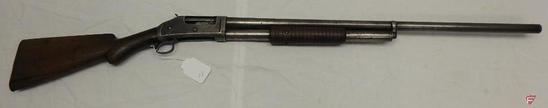 Winchester 1897 12 gauge pump action shotgun