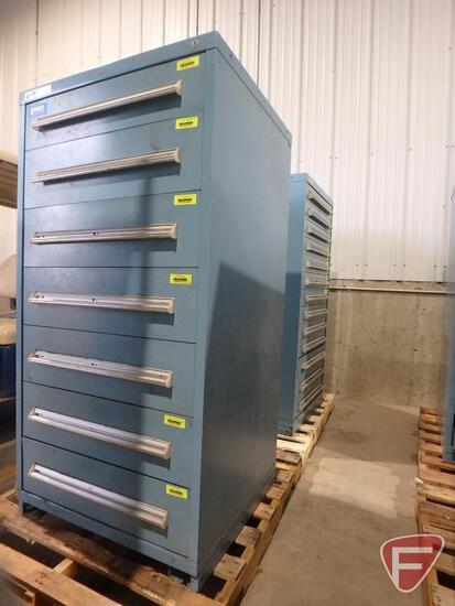Stanley Vidmar 7-drawer tool cabinet