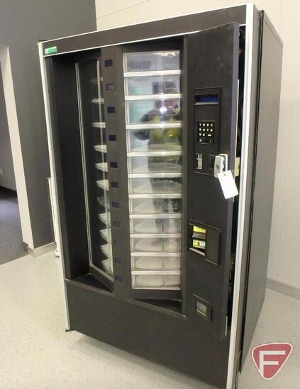 Automatic Products 748 Showcase refrigerated vending machine, sn 74804208006