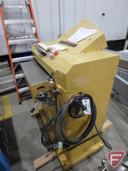 "Powermatic 22"" planer model 201, 3ph"