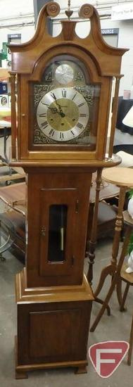 "Daneker Tempus Fugit grandfather clock 70""H"