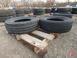 (2) Nexen Roading CT8 HL, LT 225/75 R16